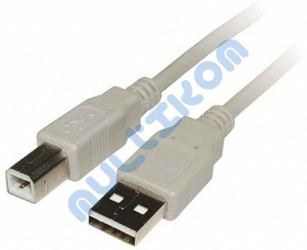KABEL USB 2.0 A - B, M/M, ART, 1.8M DO DRUKARKI